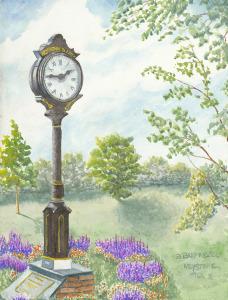 Keystone College,  Clock