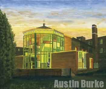 Marian Chapel, Marywood University
