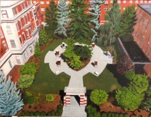 Cathedral Prayer Garden