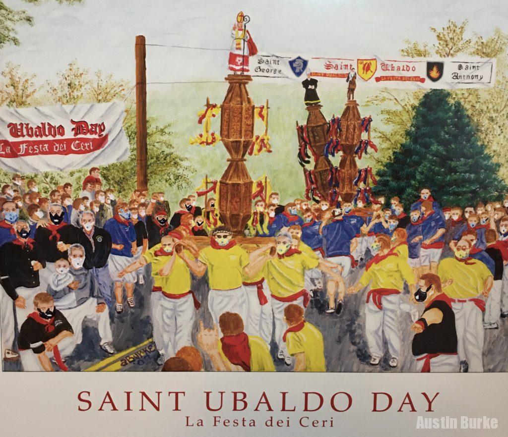 Covid19 St. Ubaldo Race of the Saints