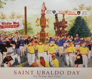 Covid19 St. Ubaldo Race of the Saints