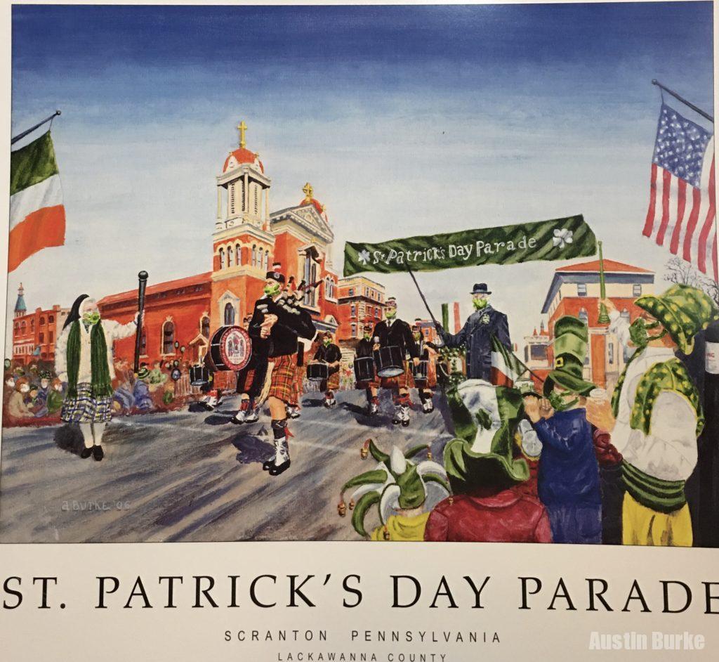 St. Patrick's Day Covid19 Parade
